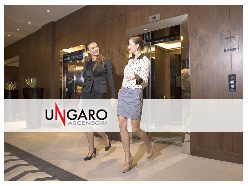 Offerta Vendita Ascensori - Promozione Installazione Ascensori - Ungaro Ascensori