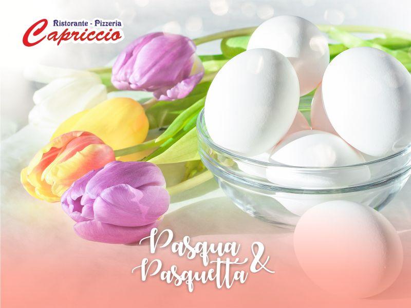 Offerta menu di pasqua - promozione pranzo pasqua - Ristorante Capriccio Valderice