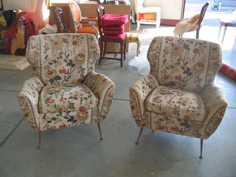 Offerta rifacimento restauro sedie poltrone promozione sihappy