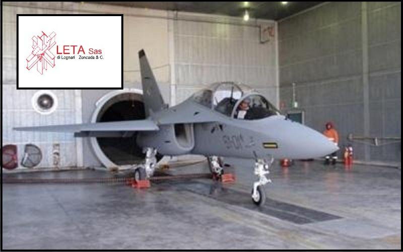 Angebot von DETUNER fuer die Pruefung der Luftfahrtmotoren - Promotion der DETUNER Planung