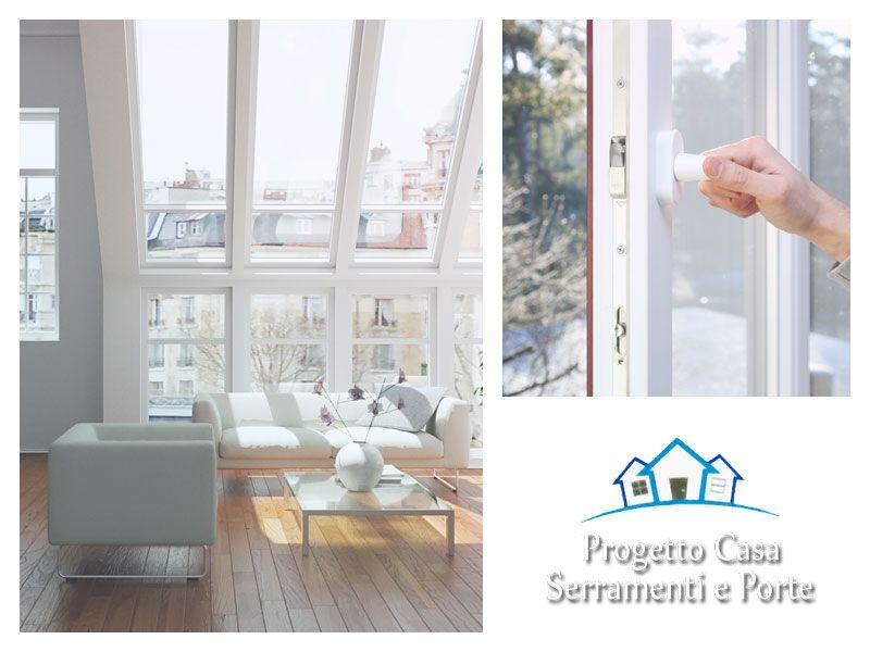 offerta produzione vendita serramenti - finestre infissi alluminio legno