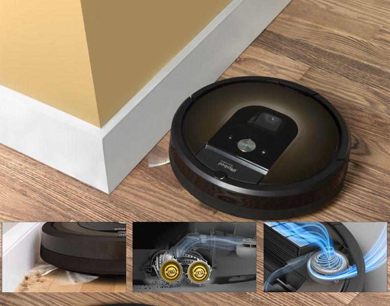 Offerta vendita Roomba robot domestico - Promozione distribuzione robot domestici professionali