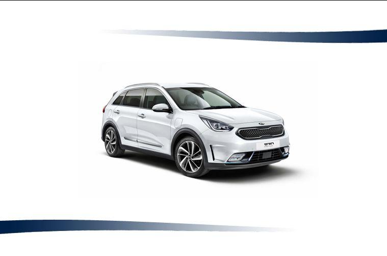 Offerta Nuova Kia Niro plug-in Auto Salerno - Concessionaria Ufficiale Casalcar