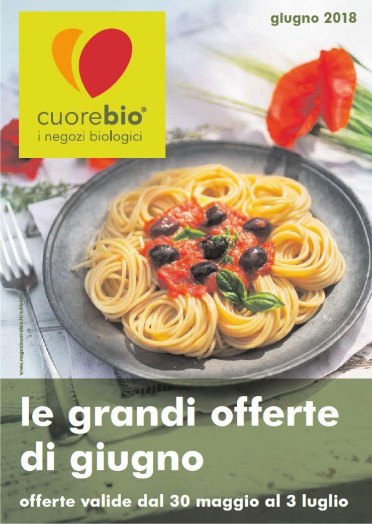 Offerta prodotti biologici a Viareggio - Promozione negozio Bionatura in Versilia