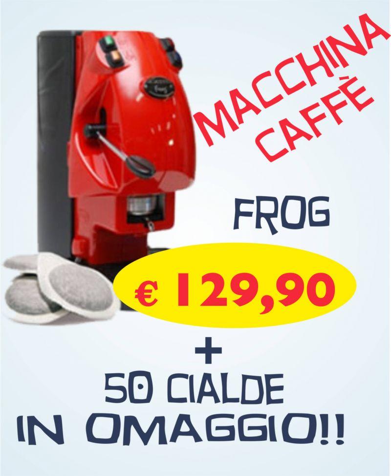 Offerta macchina da caffe' Frog  NA - Occasione Frog NA - Offerta macchina Frog Napoli
