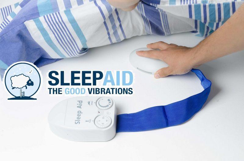 SLEEP AID Vibrator Angebot - Italienisches Elektrostimulator Wohlbefinden  Angebot