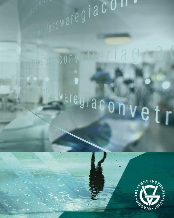 Vetreria Giacon Luigi Angebot individuell gestaltete Glasbearbeitung italienische Produktion