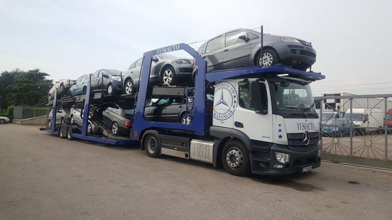 Offerta servizio compravendita di automobili usate Verona -  Occasione trasporto di auto Verona