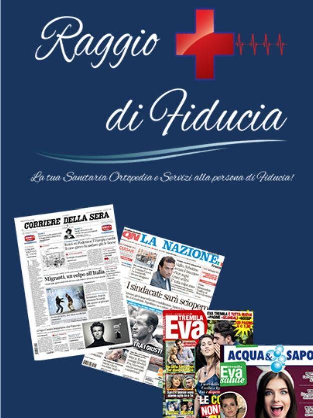 Promozione articoli ortopedici in provincia di Pisa - Sanitaria Ortopedia Cascina