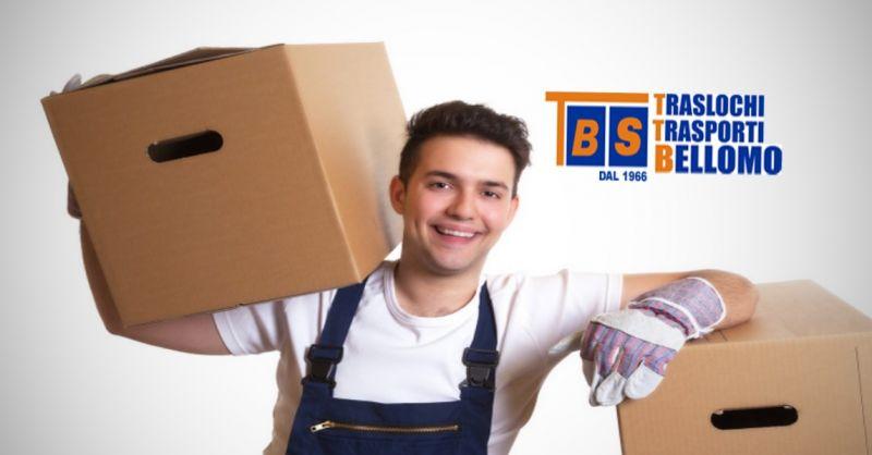 offerta TBS Bellomo traslochi per privati Cosenza-promozione piccoli grandi traslochi cosenza