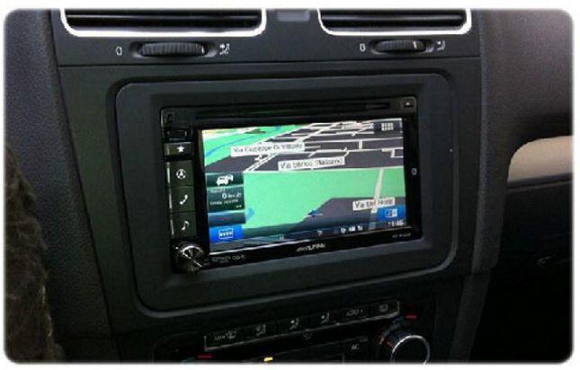 Occasione vendita installazione navigatori auto doppio din - Offerta antifurti doppio DIN Crema