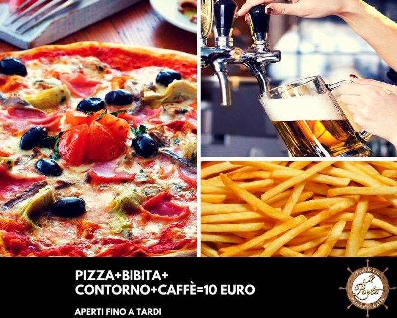 Il Porto Trattoria Pizzeria Caffè Arezzo