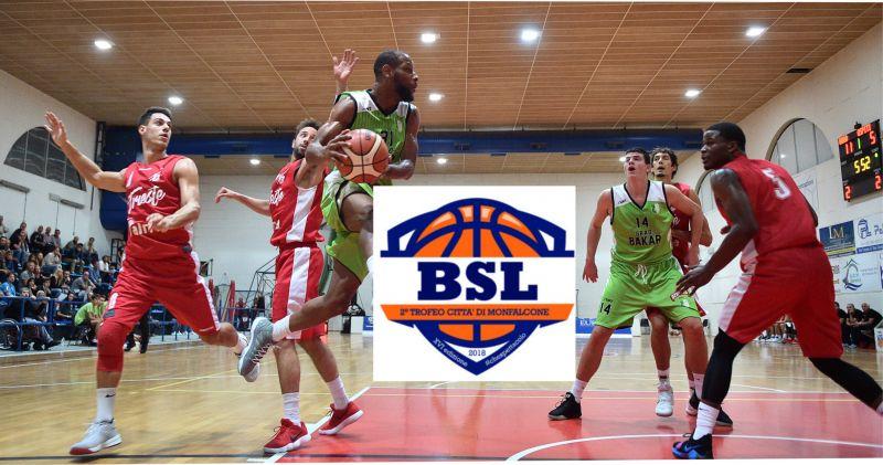 offerta campionato monfalcone bsl - occasione campionato pallacanestro monfalcone
