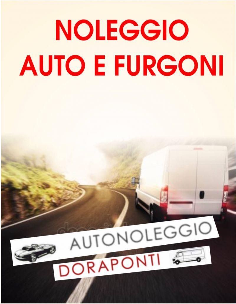 offerta noleggio auto e furgoni  - promozione noleggio auto e  furgoni doraponti