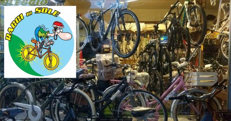 offerta vendita bici e city bike a massa carrara - occasione riparazione e noleggio bici