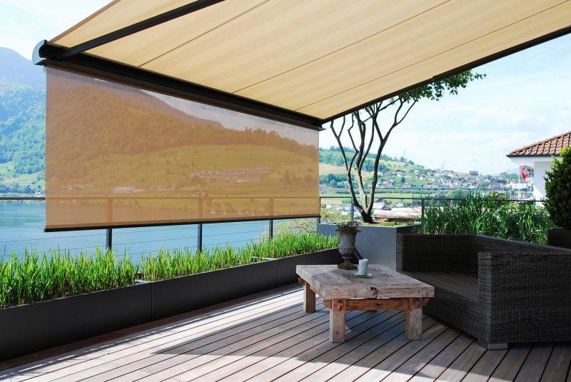 Tende Da Sole Patio : Tende da sole per proteggere gli spazi outdoor
