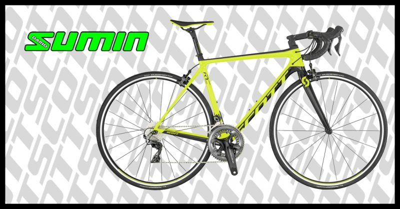 Offerta Vendita Scott Addict RC10 2019 Torino - Occasione Scott Addict RC10 Bici Corsa Torino