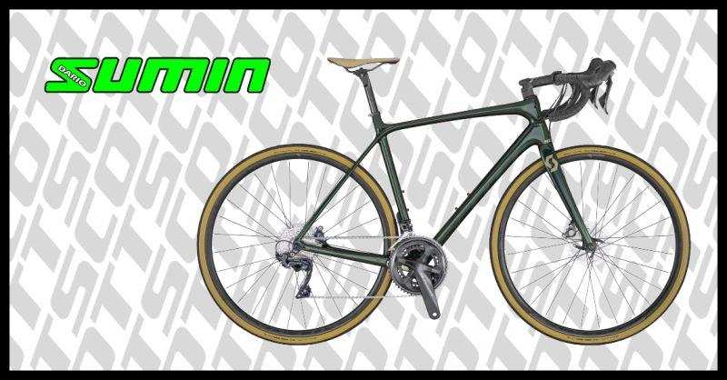 Offerta Scott Addict 10 Disk 2020 green Torino - Occasione Scott Addict 10 Disk 2020 da Corsa Torino