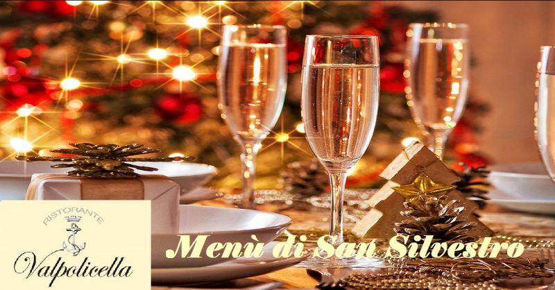 RISTORANTE VALPOLICELLA offerta menu di capodanno - occasione ristorante per capodanno Verona