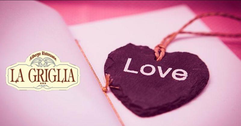 offerta ristorante menù San Valentino sul Lago di Como - promozione RISTORANTE LA GRIGLIA