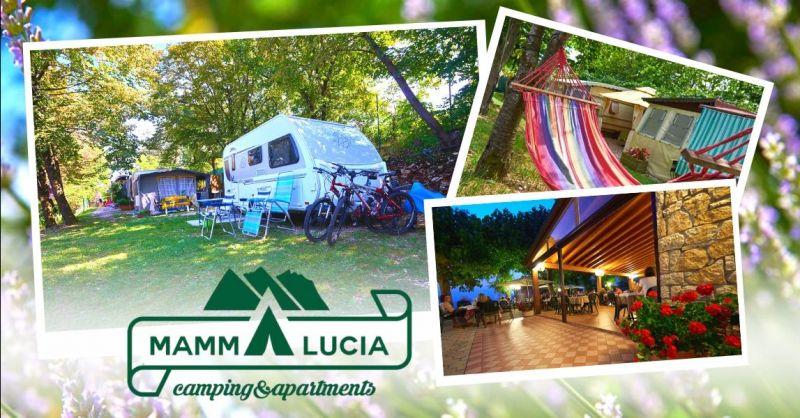 Promozione campeggio vicino Monte Baldo Verona - Occasione ristorante con terrazza panoramica lago di Garda