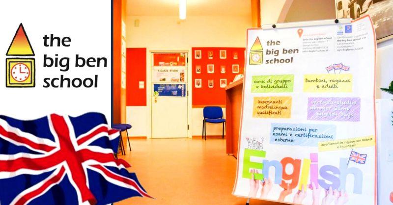 Offerta corsi di inglese per scuola materna Verona - occasione lezioni di inglese per bambini