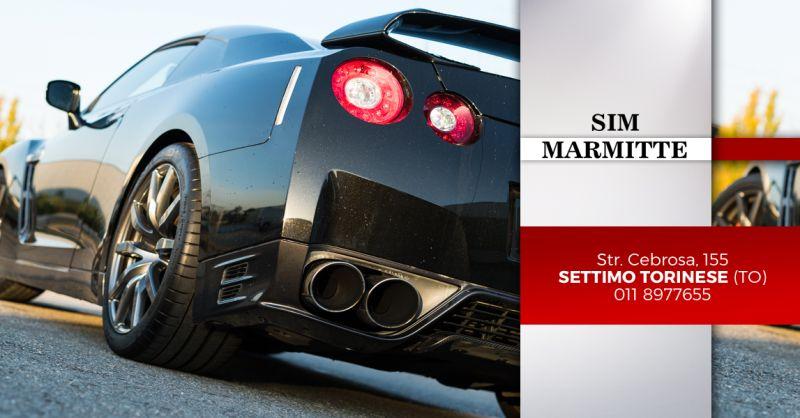 Offerta Installazione Marmitte Auto Torino - Occasione Scarichi Sportivi Auto Torino