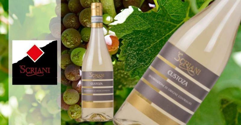 Azienda Agricola SCRIANI - Offerta vendita online vino bianco da tavola Custoza DOC 2018