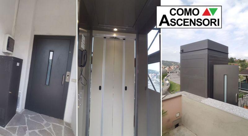 Offerta progettazione installazione ascensori - promozione installazione di ascensori spazi ridotti