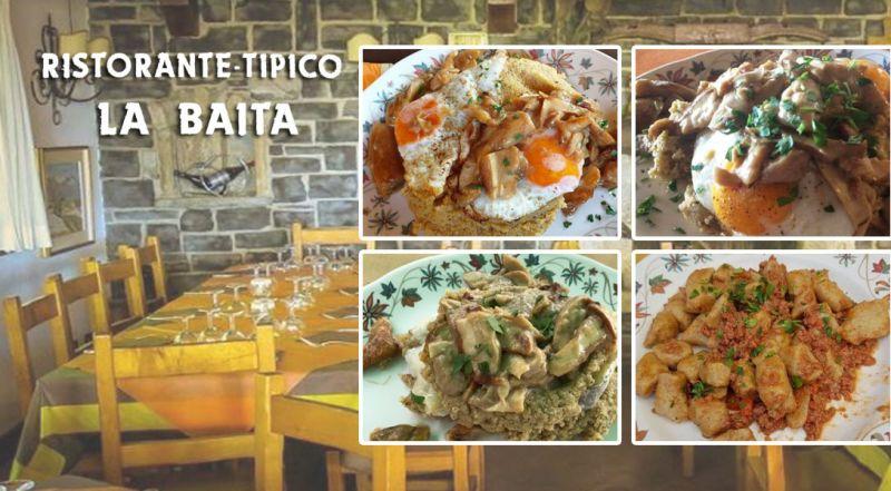 Offerta ristorante di montagna sighignola – promozione ristorante piatti tipici di montagna