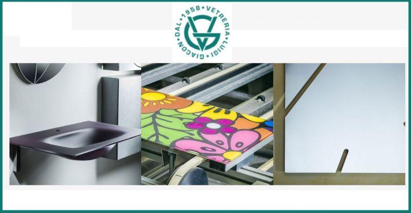 Offrir un service de sérigraphie professionnelle sur le verre artisanal Made in Italy