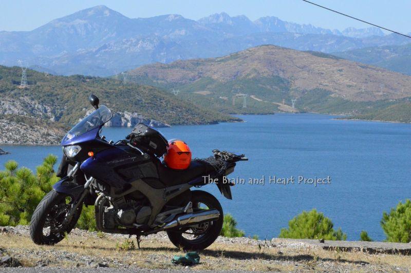 Viaggio in Motocicletta in Albania. Durazzo, Tirana, Himara, Saranda, Girocastro, Pogradec.