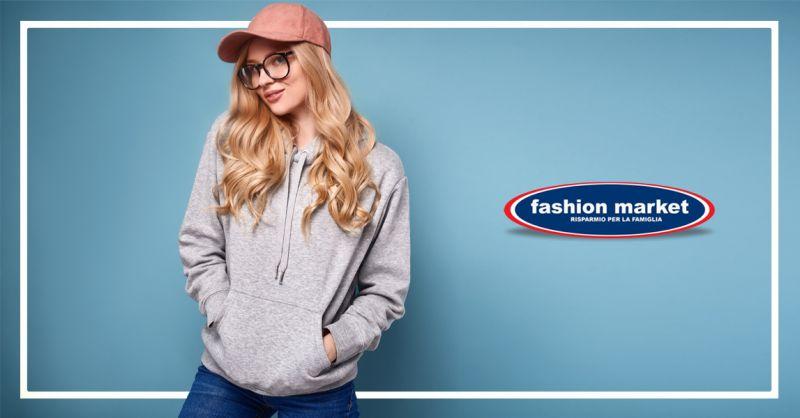 offerta abbigliamento per tempo libero  - occasione idee abbigliamento casual Fashion Market