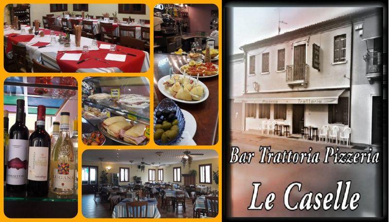 Offerta cucina tradizionale veneta trattoria Le Caselle ...