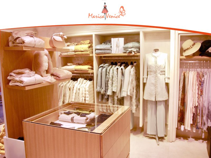 trendy venice clothing offer - Promotion of fashionable clothing Marica Venice