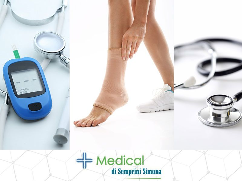 offerta articoli sanitari ortopedici - tutori riabilitazione post operatoria sportivi