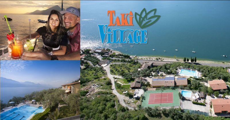 Taki Village offerte speciali - idee e proposte di vacanza a Brenzone sul Garda