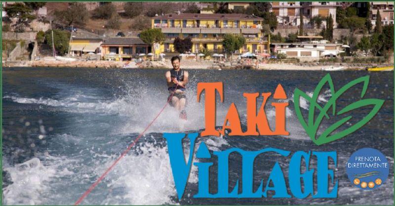 Taki Village Srl - Kiteschule Gardasee mit zertifizierten Kitelehrer