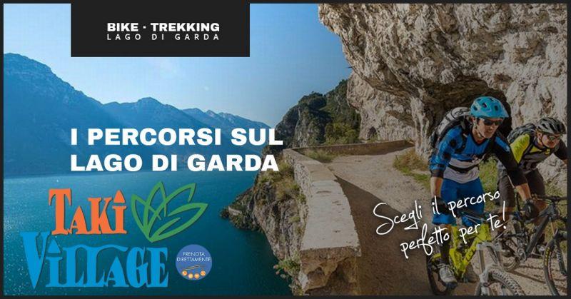 Mountain bike sul Lago di Garda - pacchetti e soggiorni per gli amanti MTB