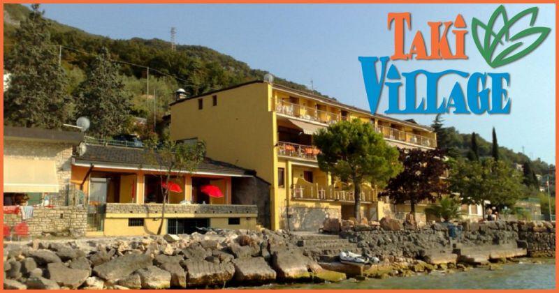 Taki Village - Offerta pernottamento vacanza sul Lago di Garda in Bungalows o Appartamenti