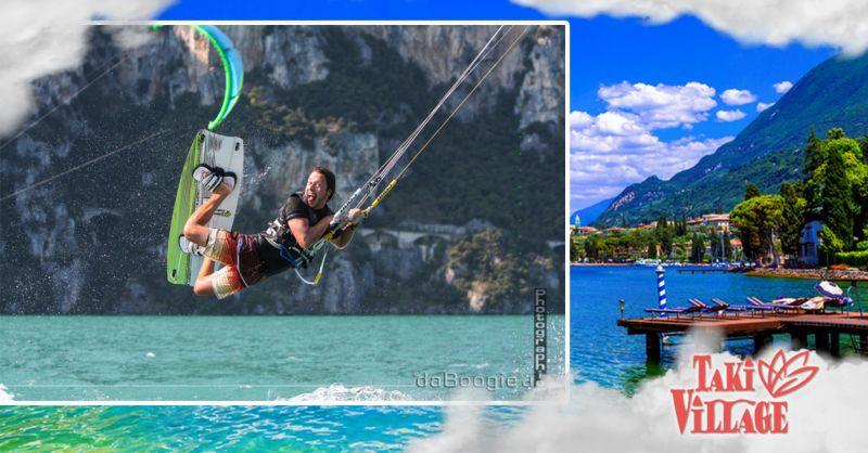 Offerta kitesurf lago di garda - Occasione Sport e attività outdoor sul Lago di Garda