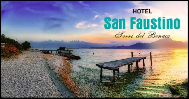 Ihr günstiger Urlaub am Gardasee -Hotel Gelegenheit mit Blick auf den See und eigenem Parkplatz