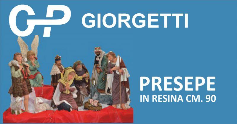 offerta vendita presepe in resina - occasione vendita presepe statue presepi di natale
