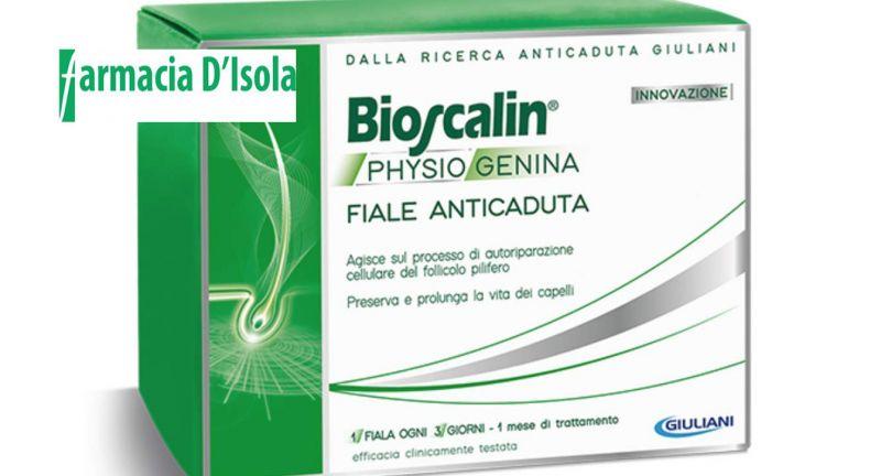 Farmacia D isola offerta Bioscalin - occasione fiale anticaduta capelli Napoli