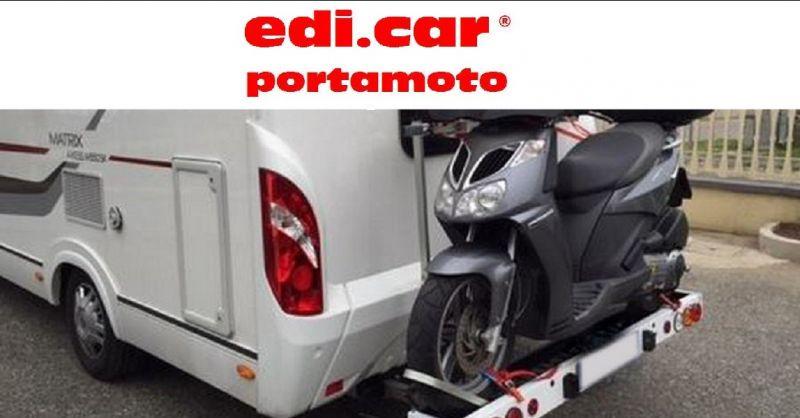 Edi.Car Promotion in Italien Fahrradträger - Angebot made in Italy Motorradständer