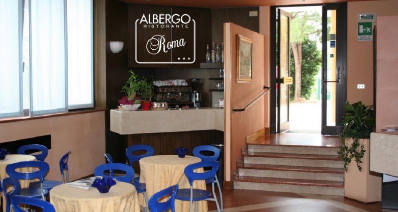 Hotel Restaurant Roma - Übernachtungsangebot in Bussolengo, nah an Verona und dem Gardasee