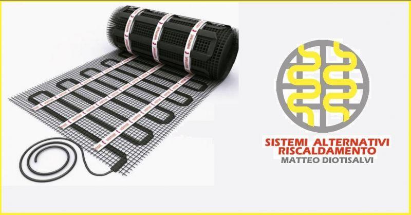 DIOTISALVI MATTEO - Elektrische Fußbodenheizung - Made in Italy