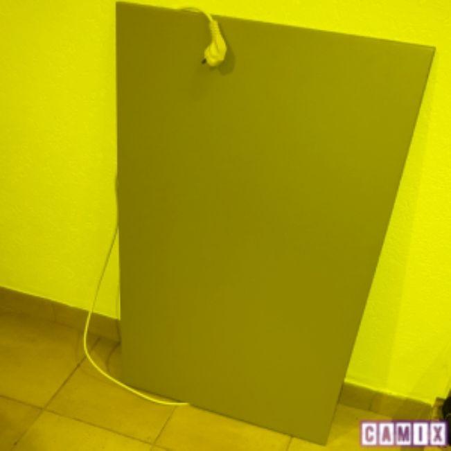 Werbeangebot Direktverkauf von Strahlungsplatten für die Wandheizung