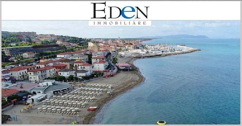 Eden Immobiliare - Offerta affitto immobili turistici Costa degli Etruschi San Vincenzo Livorno