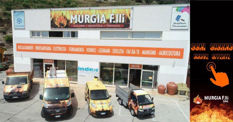 Murgia F.lli Arzana - offerta vendita e assistenza stufe ...